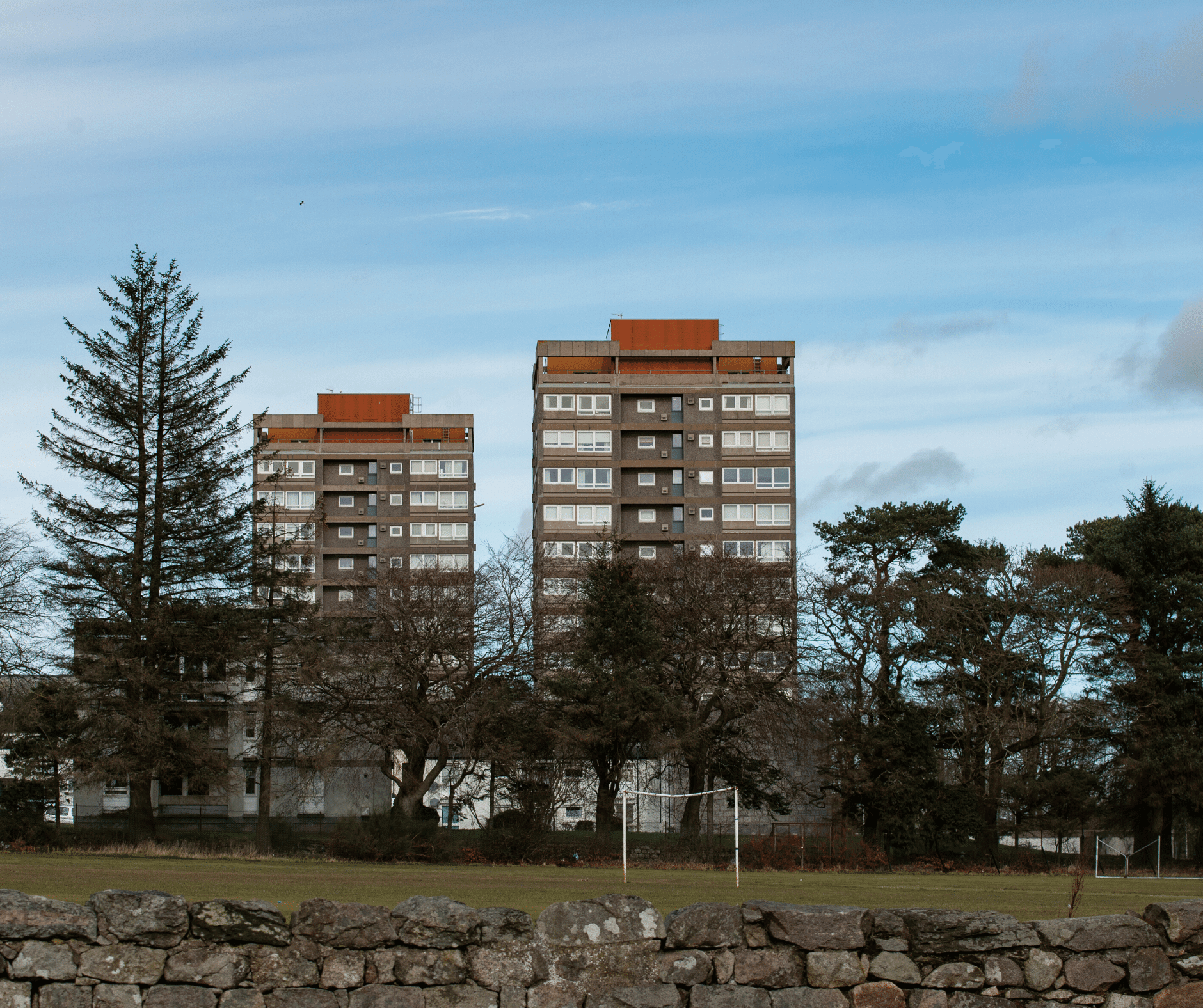 Multi-storey buildings in Aberdeen