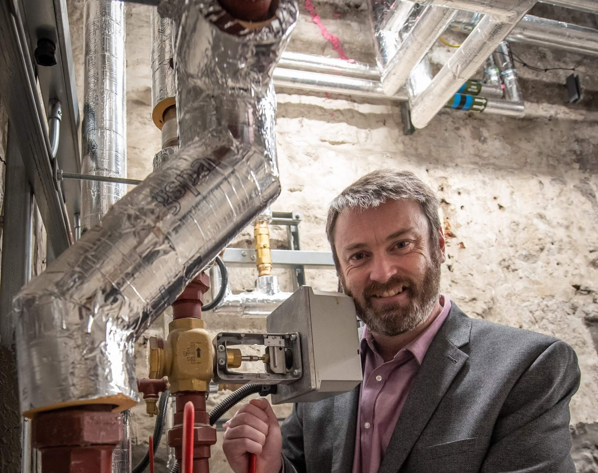 City's Science Centre joins Aberdeen Heat & Power district heating network